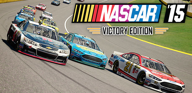 NASCAR '15 Victory Edition - Cover / Packshot