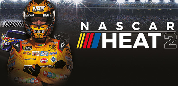 NASCAR Heat 2 - Cover / Packshot
