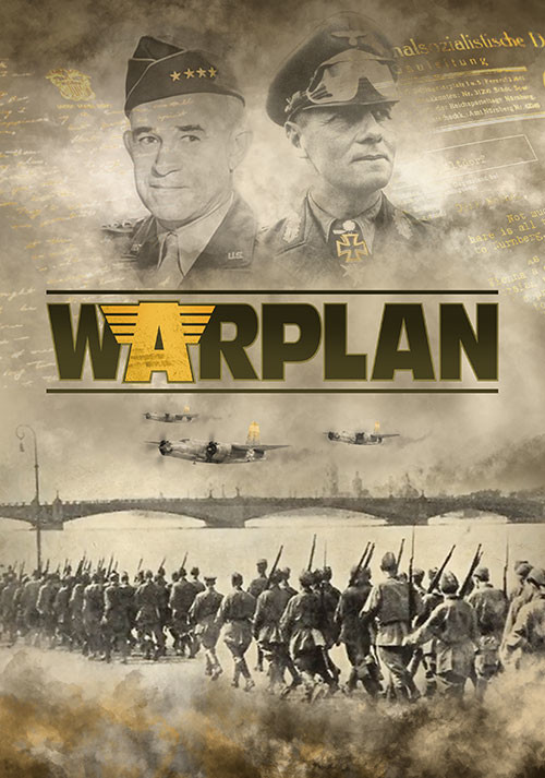 WarPlan - Cover / Packshot
