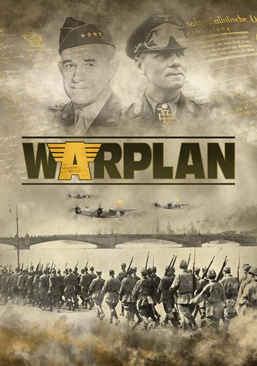 WarPlan - Cover / Packshot