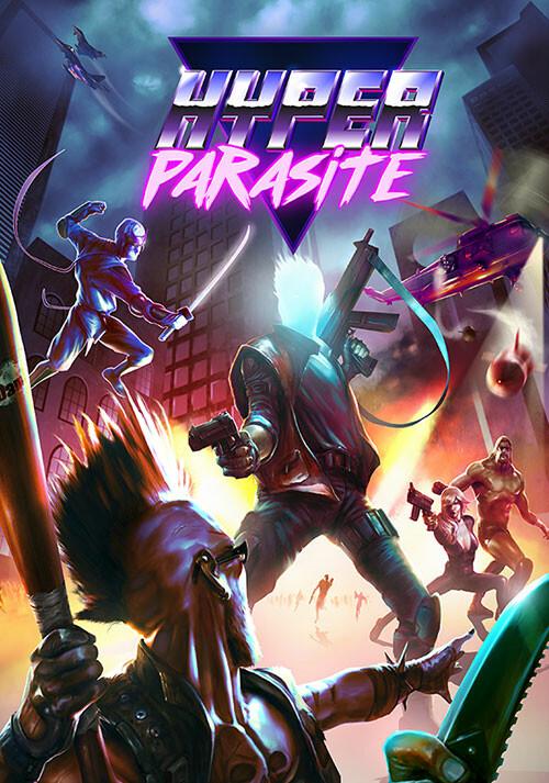 HyperParasite - Cover / Packshot