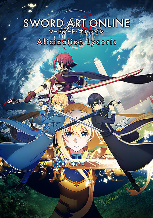 SWORD ART ONLINE Alicization Lycoris - Cover / Packshot