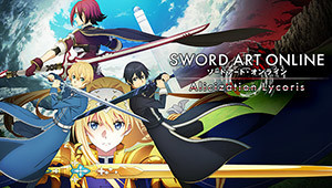 SWORD ART ONLINE Alicization Lycoris Month 1 Edition