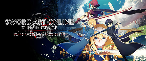 SWORD ART ONLINE Alicization Lycoris - Battle Gameplay Trailer