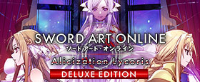 SWORD ART ONLINE Alicization Lycoris Deluxe