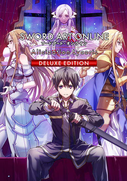 SWORD ART ONLINE Alicization Lycoris Deluxe Month 1 Edition - Cover / Packshot