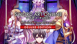SWORD ART ONLINE Alicization Lycoris Deluxe Month 1 Edition