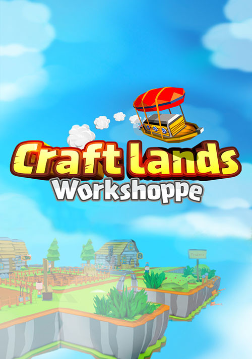 Craftlands Workshoppe - Cover / Packshot