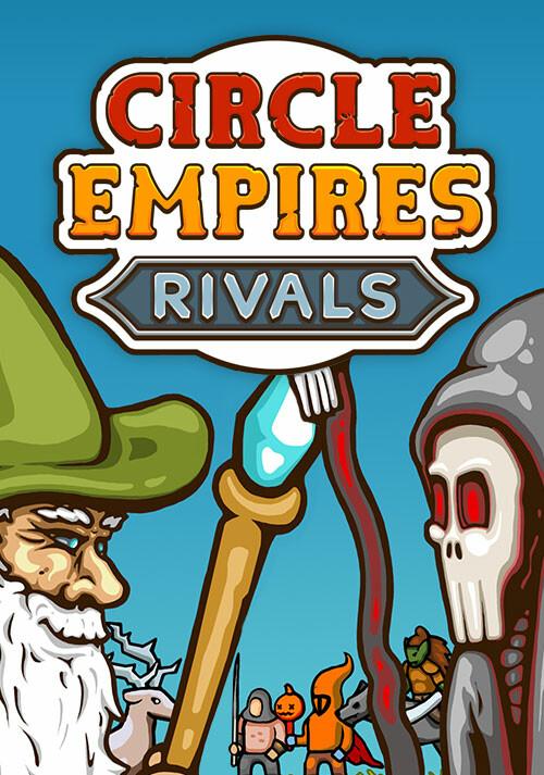 Circle Empires Rivals - Cover / Packshot