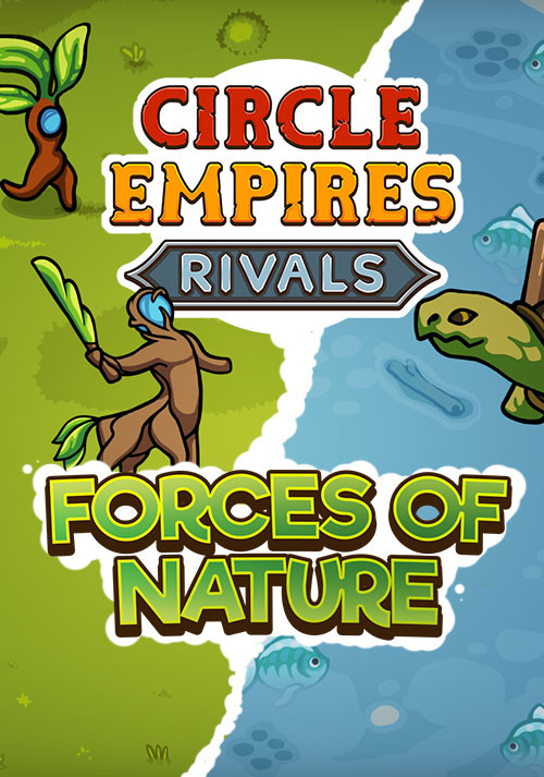 Circle Empires Rivals: Forces of Nature - Cover / Packshot
