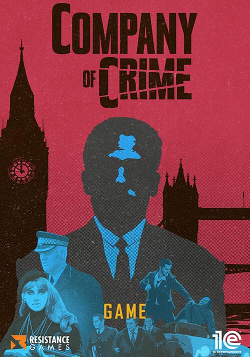 Company of Crime - Cover / Packshot