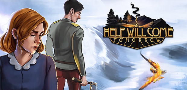 Help Will Come Tomorrow - Cover / Packshot