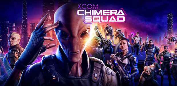 XCOM: Chimera Squad