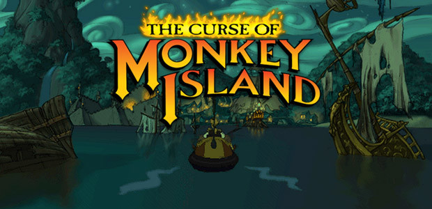 The Curse of Monkey Island - Cover / Packshot