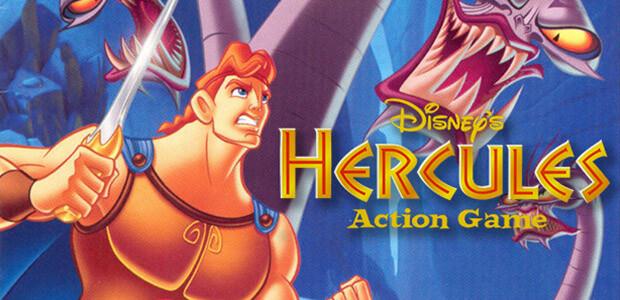 Disney's Hercules - Cover / Packshot