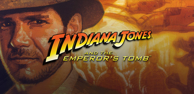 Indiana Jones® and the Emperor's Tomb™ - Cover / Packshot