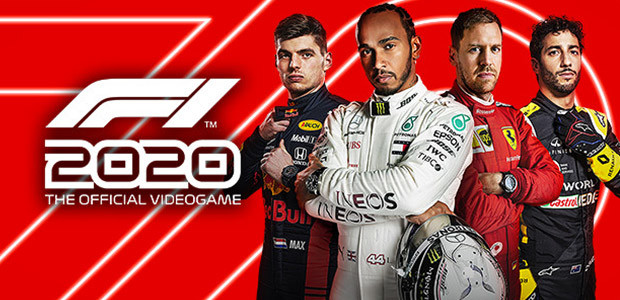 F1® 2020 - Cover / Packshot