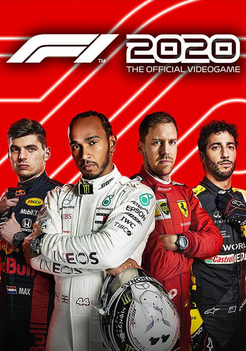 F1® 2020 - Cover / Packshot