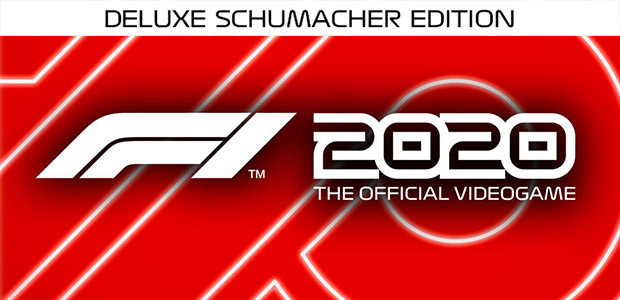 F1® 2020 Deluxe Schumacher Edition - Cover / Packshot