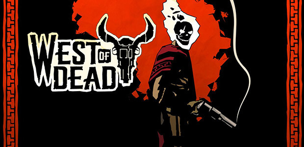West of Dead - Cover / Packshot