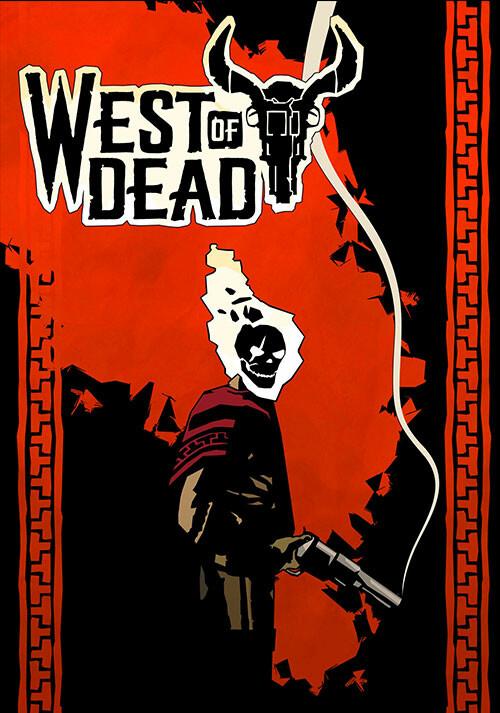 West of Dead - Cover / Packshot