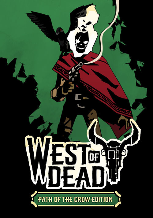 West of Dead - Path of the Crow Edition - Cover / Packshot