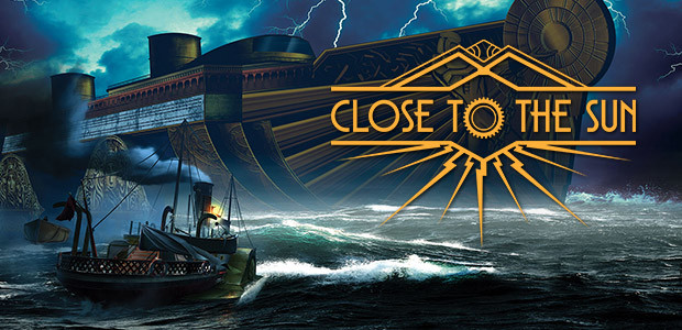 Close to the Sun - Cover / Packshot