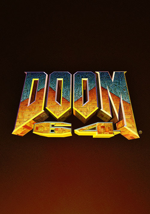 DOOM 64 - Cover / Packshot