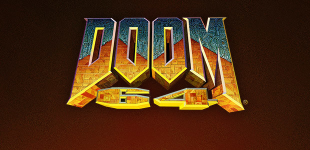 DOOM 64 - Cover / Packshot