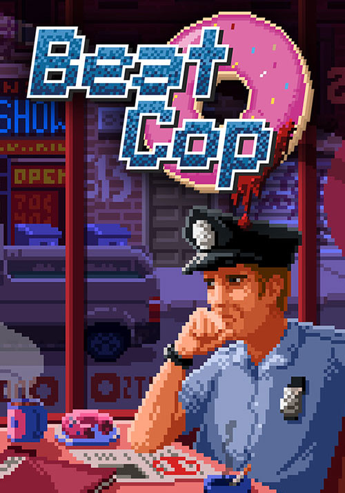 Beat Cop (GOG) - Cover / Packshot