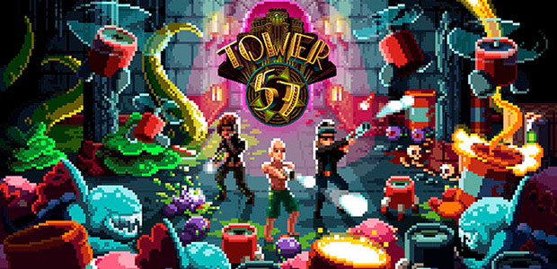 Tower 57 - Cover / Packshot