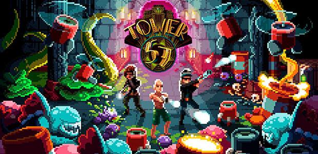 Tower 57 (GOG) - Cover / Packshot