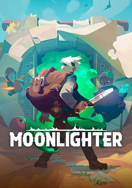 Moonlighter - Cover / Packshot