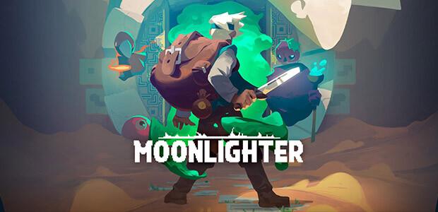Moonlighter - Cover / Packshot