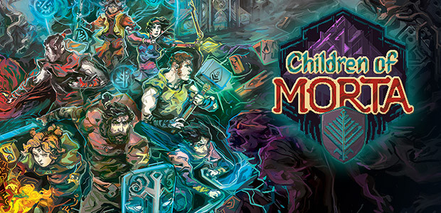 Children of Morta - Cover / Packshot