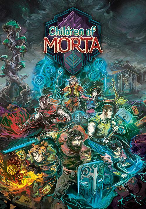 Children of Morta (GOG) - Cover / Packshot