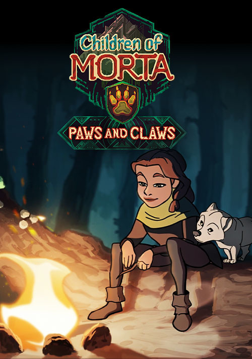 Children of Morta: Paws and Claws DLC - Cover / Packshot