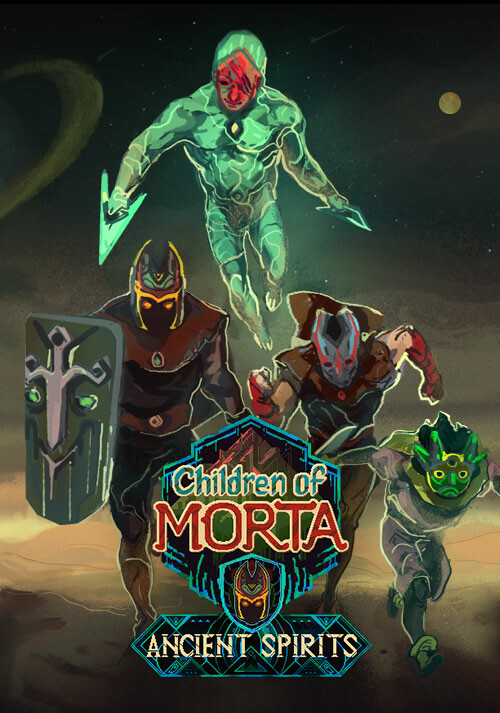 Children of Morta: Ancient Spirits DLC - Cover / Packshot