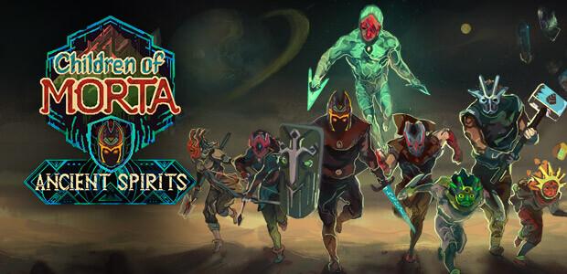 Children of Morta: Ancient Spirits DLC (GOG) - Cover / Packshot