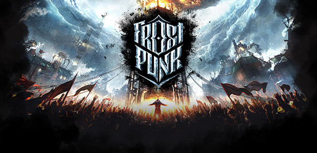 Frostpunk - Cover / Packshot