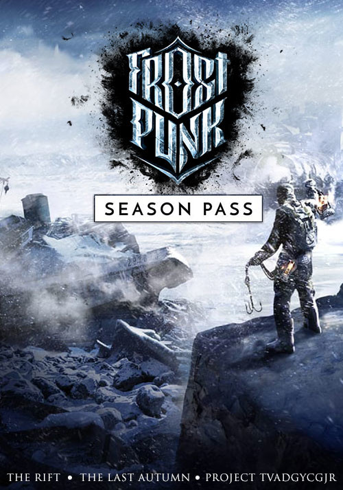 Frostpunk Season Pass (GOG) - Cover / Packshot