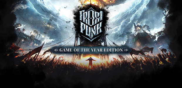 Frostpunk: Game of the Year Edition (GOG) - Cover / Packshot