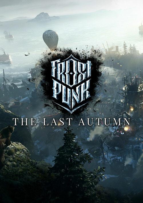 Frostpunk: The Last Autumn - Cover / Packshot