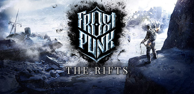 Frostpunk: The Rifts - Cover / Packshot