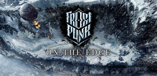 Frostpunk: On The Edge - Cover / Packshot