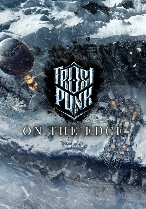 Frostpunk: On The Edge - Cover / Packshot