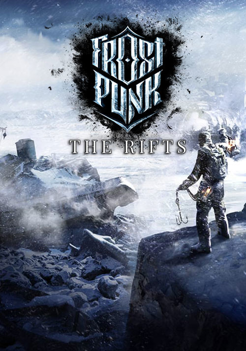 Frostpunk: The Rifts (GOG) - Cover / Packshot