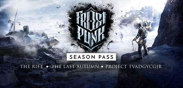 Frostpunk Season Pass - Cover / Packshot