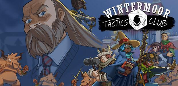 Wintermoor Tactics Club - Cover / Packshot