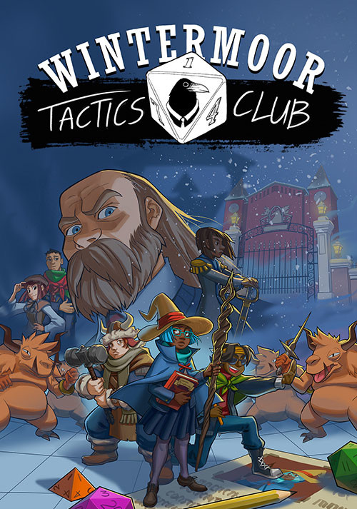 Wintermoor Tactics Club - Cover / Packshot